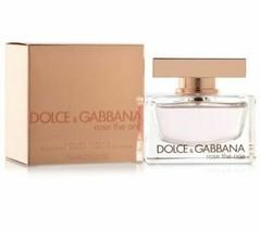 D&G Dolce & Gabbana ROSE The One for Women Eau de Parfum Perfume 2.5oz S... - $139.50