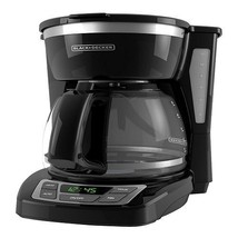 BLACK+DECKER CM1160B 12 Cup Programmable Coffee  - $35.11