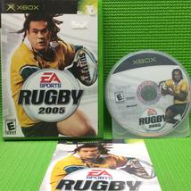 Rugby 2005 - Microsoft Xbox | Disc Plus - $3.00