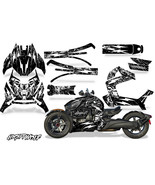 Full Body Wrap Graphic Sticker Decal for Can-Am Ryker 2019 - Nightwolf W... - $287.05