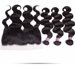 Indian Body Wave Human Hair Bundles - $434.00
