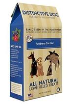 Dog Treats Organic, Pawberry Cobbler Training Grain Free Natural Dog Treat - $18.99