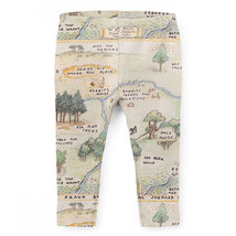 Hundred Acre Wood Map Winnie The Pooh Inspired Kids Leggings - $37.99+