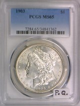 1903 Morgan Dollar PCGS MS-65; Premium Quality - $326.69