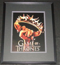 Game of Thrones Season 2 Framed 11x14 Photo Poster  - $38.91