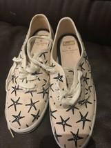 Keds For Kate Spade Womens Kick White Fashion Sneakers 6.5 Medium (B,M) ... - $37.40