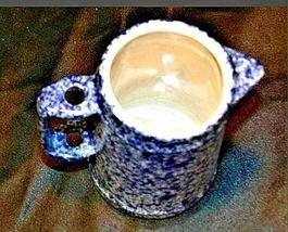 Vintage Stoneware Miniature Coffee Pot AA19-1410 image 3