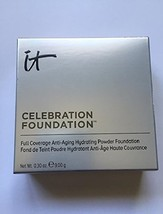 It Cosmetics Celebration Foundation in Medium (Medium Beige) .30 Ounce Compact - $66.53