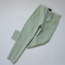NWT J.Crew Martie in Light Pistachio Green Bi-Stretch Cotton Slim Crop P... - $43.99