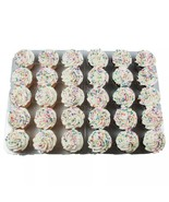 2 Packs White and Chocolate Cupcakes (30 ct./pack) - $69.00