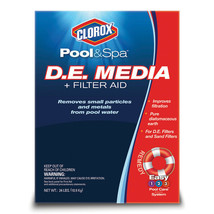 Clorox Pool&Spa 24-lb D E Pool Filter Aid - 50024CLX - $29.69