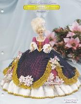 Poinsettia, Annie's Glorious Gowns Flower Garden Crochet Pattern Booklet... - $9.95