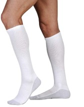 Sigvaris 602CLSW00 Diabetic Compression Socks for Men & Women 18-25mmHg ... - $27.50
