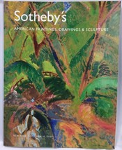 Sothebys NY American Paintings Drawings & Sculpture Oct 10 2007 Auction ... - $24.18