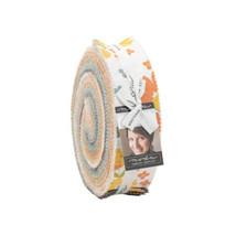 "Moda COZY UP 40 1.5"" Quilt Fabric Strips 29120HB Honey Bun - Corey Yoder - $29.69"