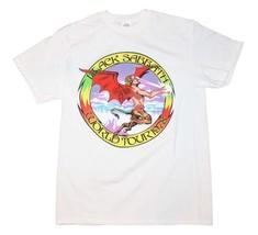 Black Sabbath Tour '78 T-Shirt - White Men's Officially Licensed Band Te... - $21.00
