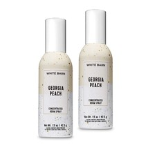 NEW 2-Pack GEORGIA PEACH Concentrated Room Spray Bath & Body Works - $20.00