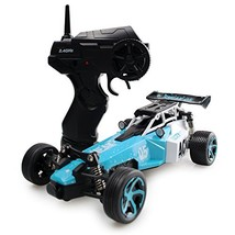 JIECAN RC Car Electric Racing Buggy - High Speed Remote Control Truck Of... - $473,02 MXN