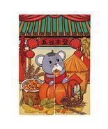 Hornet Park Cute Style Chinese New Year Year of The Rat Decorative Door ... - $39.40