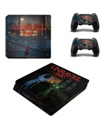 Unravel Two ps4 slim skin decal for console and controllers - ₹1,422.29 INR