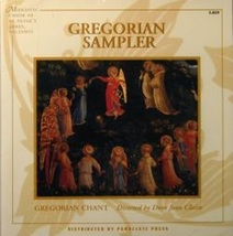GREGORIAN SAMPLER by Gregorian Chant