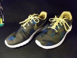 Women's Nike Roshe One Jacquard Multicolor Running Shoes 845009-300 Size... - $23.08