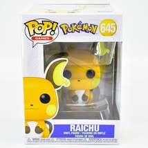 Funko Pop! Pokemon Raichu #645 Vinyl Action Figure