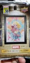 2019 Sdcc Comic Con Exclusive Upper Deck Marvel Studios Gallerie Karte S... - $34.64