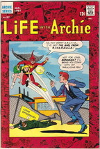 Life With Archie Comic Book #57, Archie 1967 VERY FINE- - $26.04
