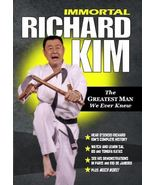 The Immortal Richard Kim (Greatest Man We Ever Knew) DVD martial arts ma... - $22.00