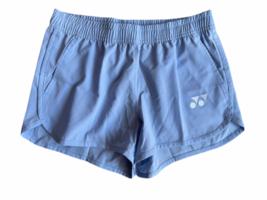 NWOT New Yonex Women Sky Blue Shorts Tennis Golf S Athletic Elastic Waist image 1