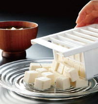 Japanese Tofu Cutter -豆腐 - By Skater - Bean Curd Cutter Kitchen Tools - $10.00