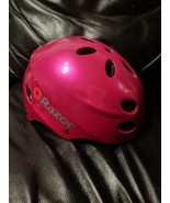 Razor V17 Youth Skateboard Helmet Pink Size M Medium Bike Bicycle Skateb... - $9.90