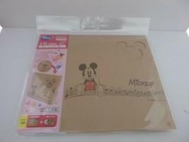 Disney Mickey Mouse CD/DVD Cardboard Case & Sleeves - $4.95