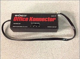 Konexx LR103364 Office Konnector NRTL/C Analog / Digital Adapter No AC A... - $40.00