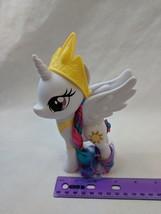 """My Little Pony Princess CELESTIA White G4 6"""" Large Brushable Fashion Style Movie - $15.00"""
