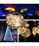 KCASA Led Lights String Lights Flashing Party Christmas Decorations Ligh... - $22.05