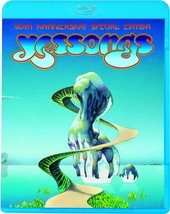 YES Yessongs HD New Master Edition Japan Blu-ray Region A
