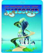 YES Yessongs HD New Master Edition Japan Blu-ray Region A - $86.00