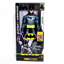 """Batman Missions 80 Years 12"""" True Moves DC First Appearance Action Figure - $18.37"""
