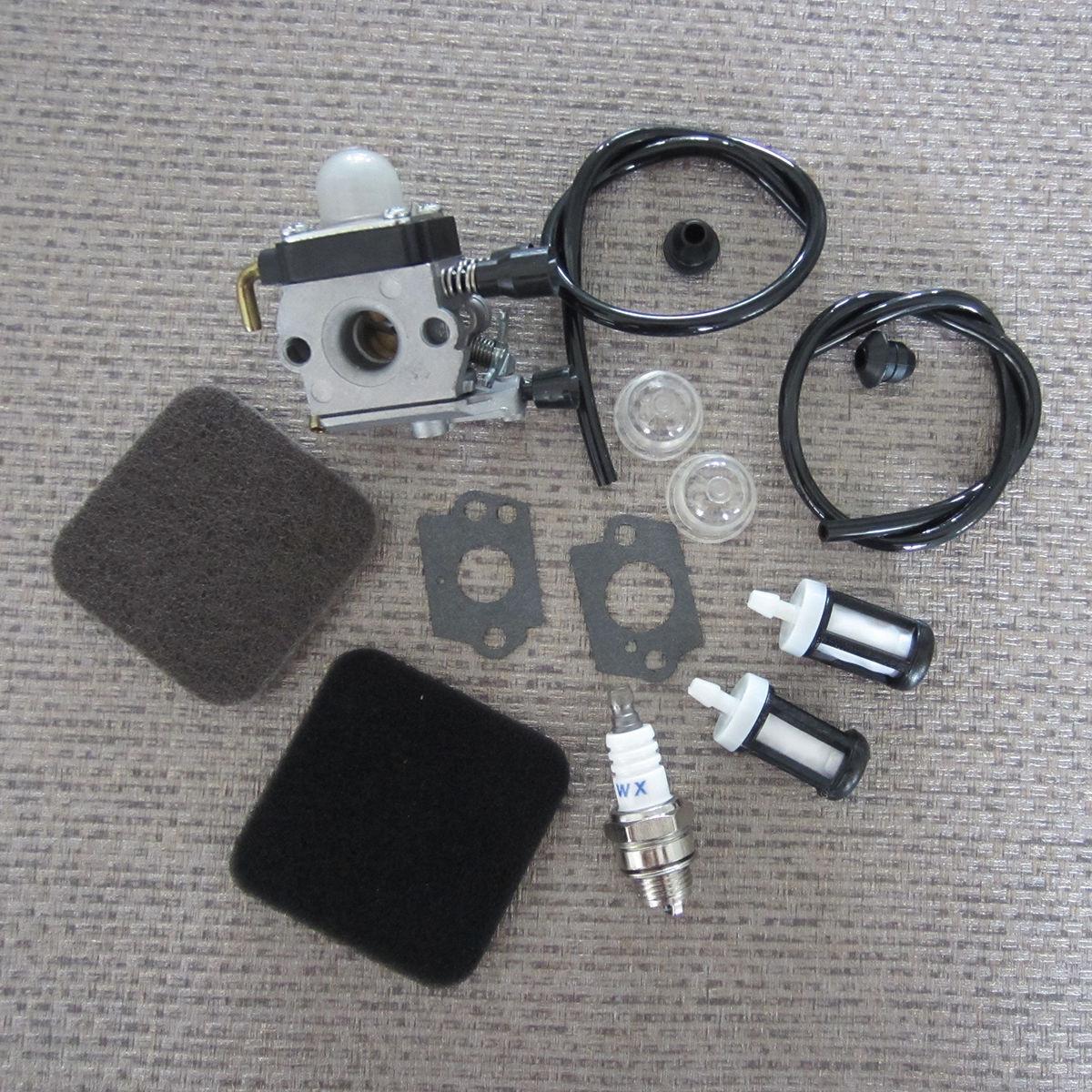 1 Set Carburetor Kit Replaces For Stihl Fs85 Fs75 Fs80 Km85 Hs75 Hs80 Hs85 Parts