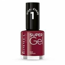 Rimmel Super Gel Nail Polish Venus - $4.10