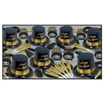 The Gold Legacy Kit For 25 People for New Year's Eve - £53.80 GBP