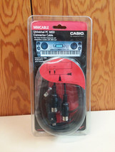 Casio Universal Pc Midi Connector Cable Keyboard - $19.55