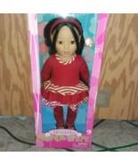 Madame Alexander Friends 4 Life Black Hair Asian Doll NIB 2009 18 Inch R... - $249.00