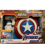 Marvel Avengers: Endgame Nerf Captain America Assembler Gear - NEW - $29.69