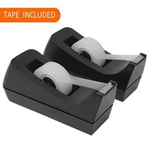 Weighted Tape Dispensers 2 Pack Includes Tape Rolls and Letter Opener - ₹1,417.31 INR