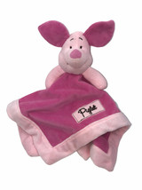 "Disney Piglet Baby Lovey Security Blanket Embroidered 14""X14"" - $27.71"