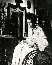 Barbara Steele 16X20 Canvas Giclee In Wheel Chair Caged Heat - $69.99