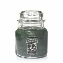Yankee Candle Small Classic Jar Scented Candle Cascading Snowberry 3.7 O... - $12.00